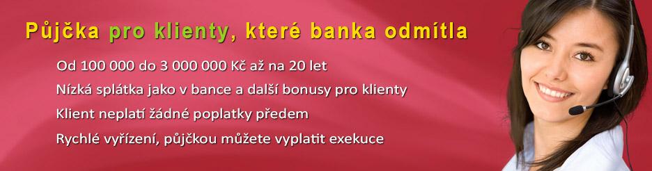 Malé půjčky bez poplatků předem